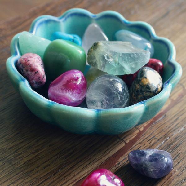 Lithothérapie, les vertus des pierres...
