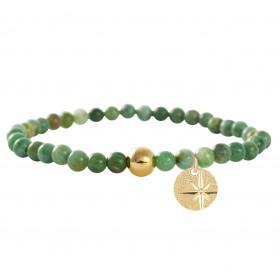 Bracelets perles ETOILE