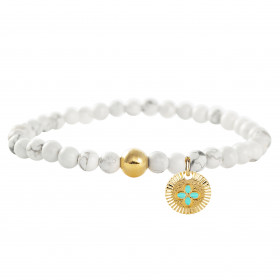 Bracelets perles CHANCE