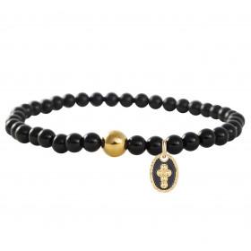 Bracelets perles CONFESSION