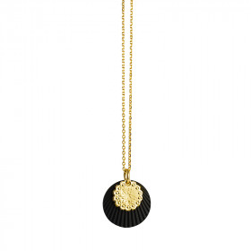 Collier Eclipse Rosace