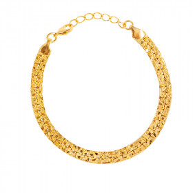 Bracelet Chaine plate