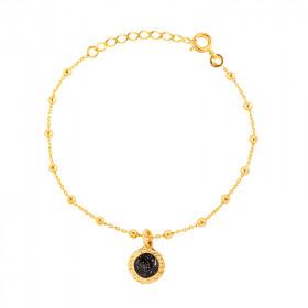 Bracelet Rond noir